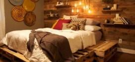 Decoração rústica nos quartos – Confira estas dicas