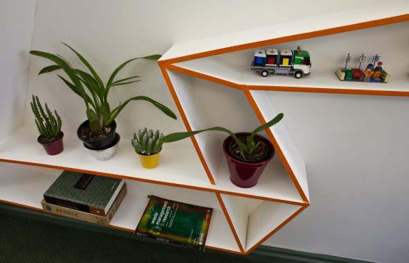 Decore sua casa com objetos geométricos 003