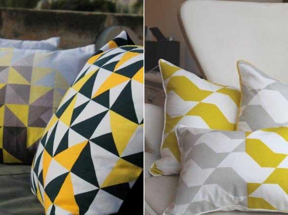 Decore sua casa com objetos geométricos 010