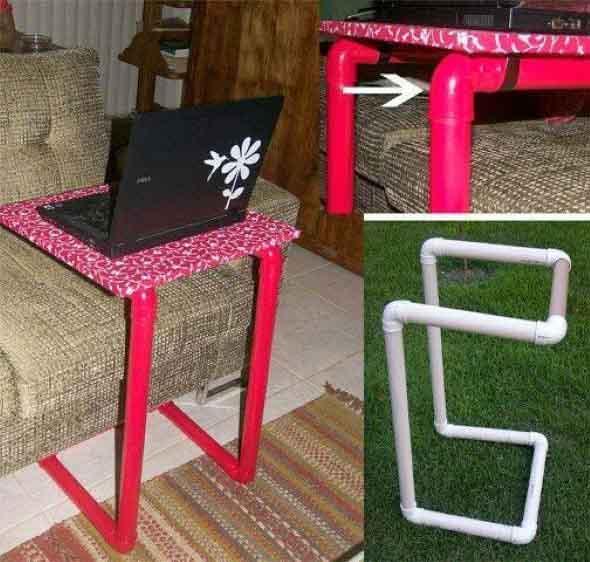 Mobiliário criativo e artesanal 001