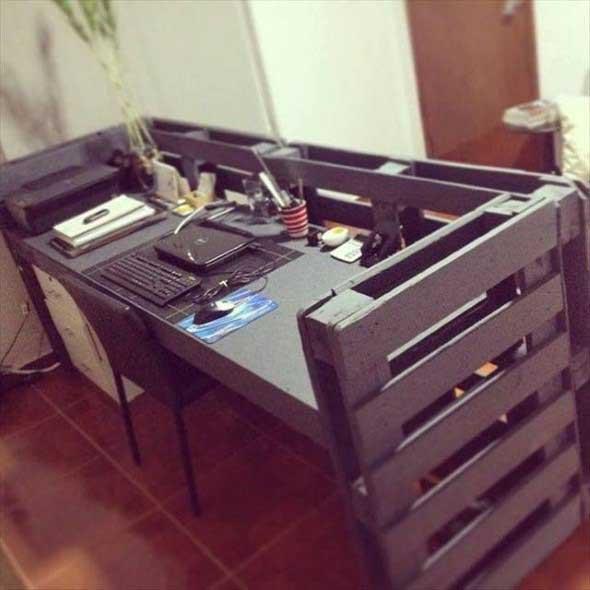 Mobiliário criativo e artesanal 004