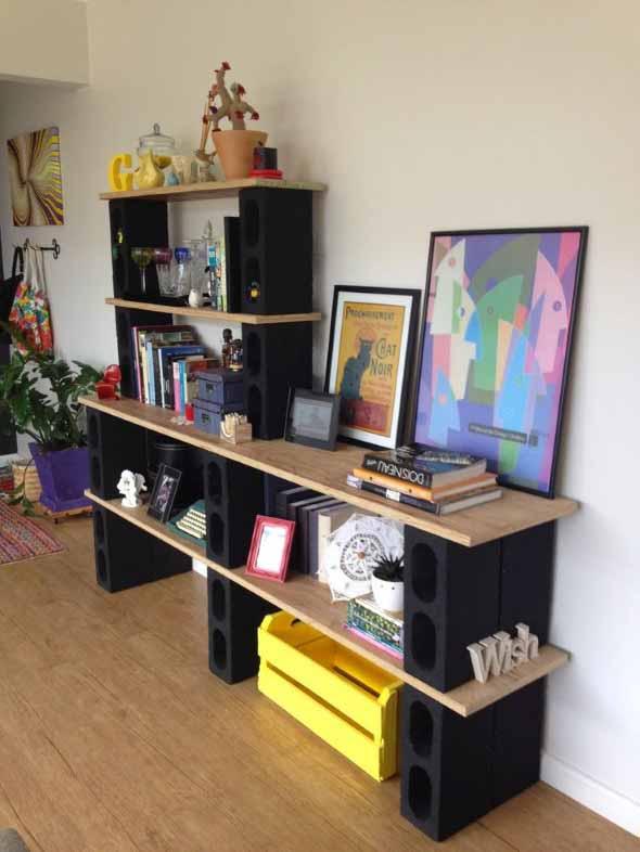 Mobiliário criativo e artesanal 007