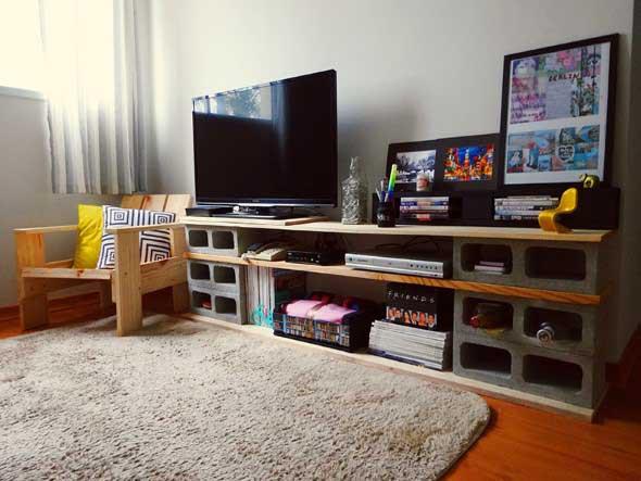 Mobiliário criativo e artesanal 008