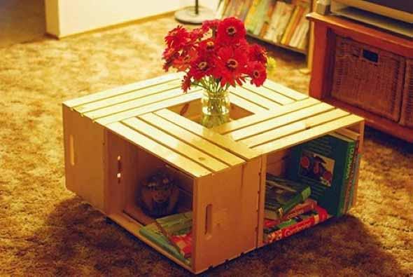 Mobiliário criativo e artesanal 009