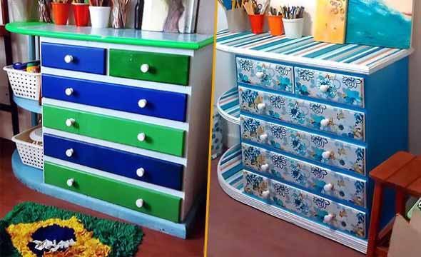Mobiliário criativo e artesanal 015