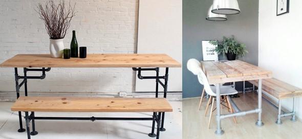 Mobiliário criativo e artesanal 016