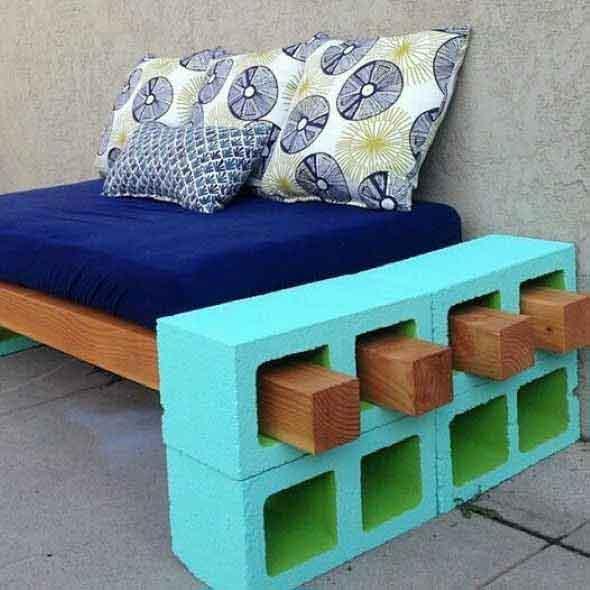 Mobiliário criativo e artesanal 018