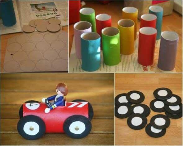 Brinquedos de material reciclado para o Dia das Crianças 002