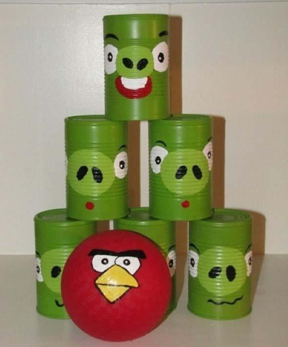 Brinquedos de material reciclado para o Dia das Crianças 003