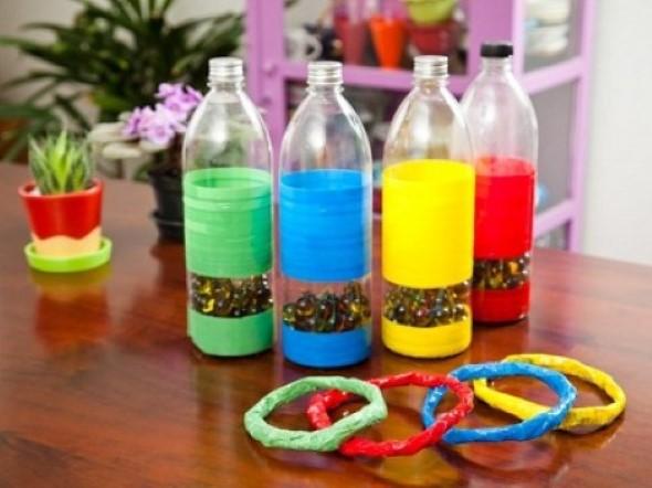 Brinquedos de material reciclado para o Dia das Crianças 009