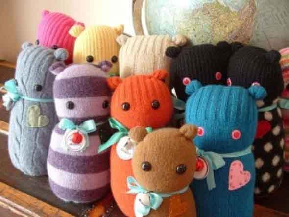 Brinquedos de material reciclado para o Dia das Crianças 015