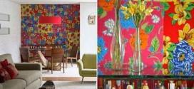 Como usar estampas na decoração de casa