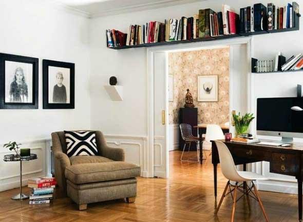Ideias para aproveitar mais espaço na decoração 005
