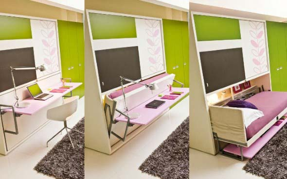 Ideias para aproveitar mais espaço na decoração 012