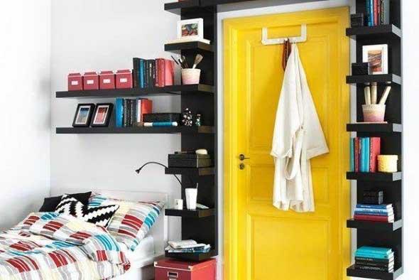 Ideias para aproveitar mais espaço na decoração 017