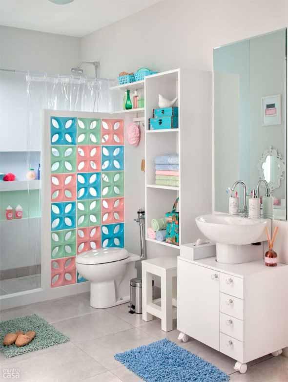 deixar o banheiro com mais cor 010