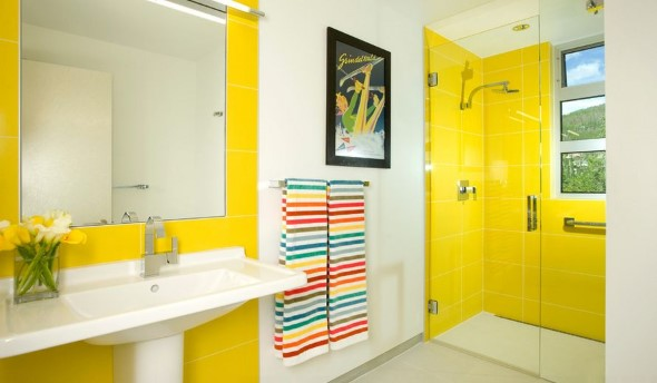 deixar o banheiro com mais cor 011