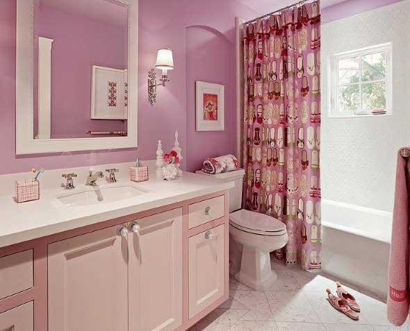 deixar o banheiro com mais cor 014
