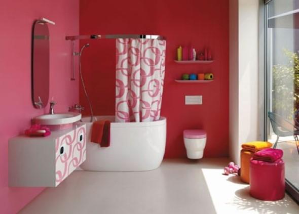 deixar o banheiro com mais cor 016