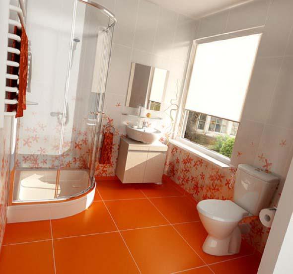 deixar o banheiro com mais cor 017