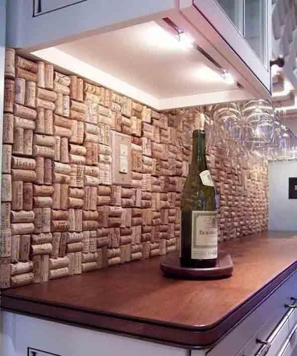 Como decorar paredes e pisos com cortiça 012