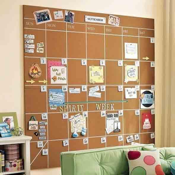 Como decorar paredes e pisos com cortiça 014