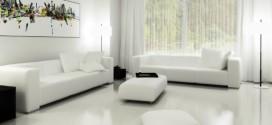 Dicas para decorar toda casa na cor branca