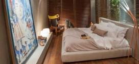 Quarto com piso de madeira – Modelos