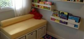Quarto de brinquedos – Saiba como decorar e organizar