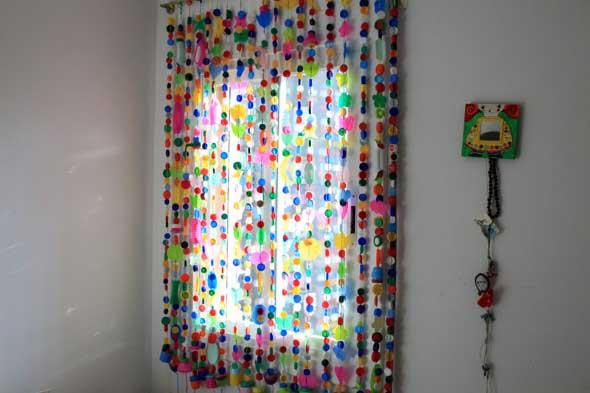 Decore sua casa com tampinhas de garrafas 008