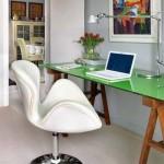 Escrivaninhas com tampo de vidro 018