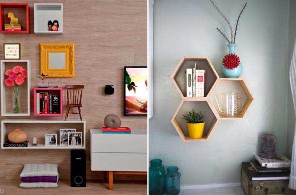 Use nichos na decoração 003