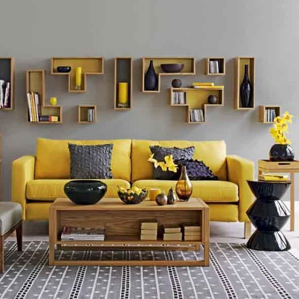 Use nichos na decoração 004