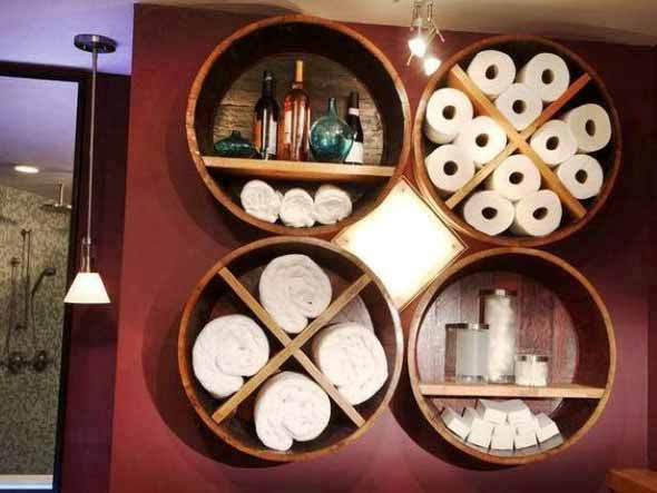 Use nichos na decoração 016