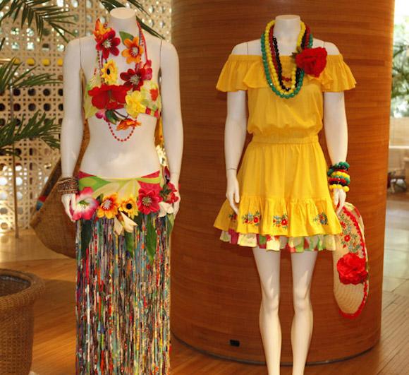 loja decorada CARNAVAL 2