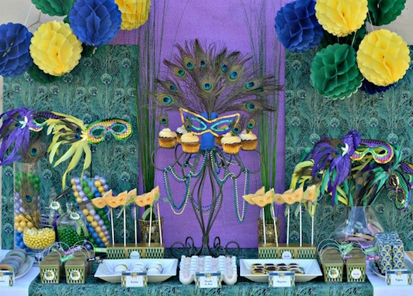 loja decorada carnaval 8