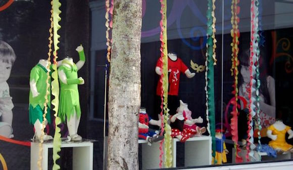 loja decorada carnaval 9