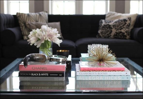 Como usar livros na decoração 001