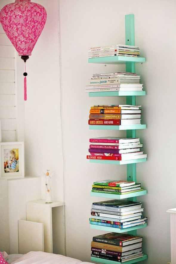 Como usar livros na decoração 004