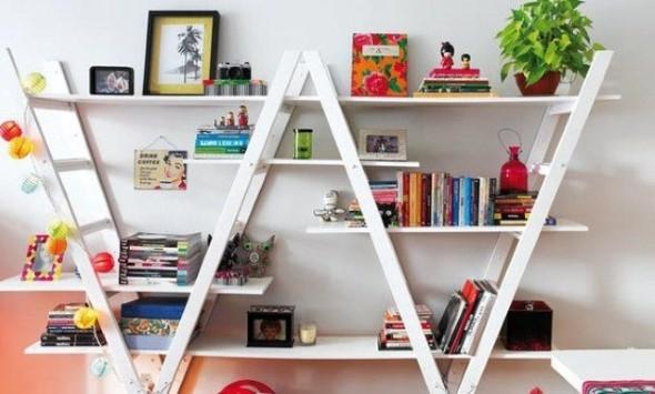 Como usar livros na decoração 005