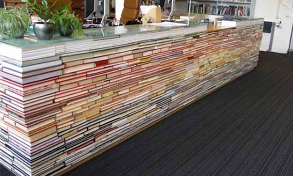 Como usar livros na decoração 013