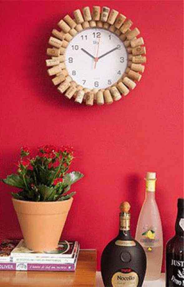 Ideias criativas de decoração com rolhas 003
