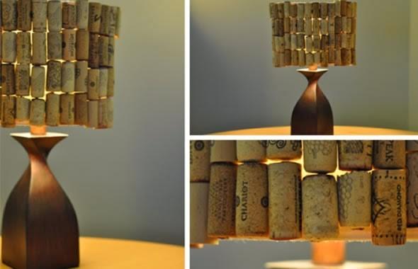 Ideias criativas de decoração com rolhas 012
