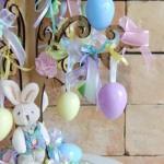 Ovos de páscoa na decoração 011