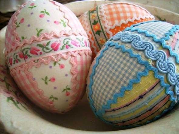Ovos de páscoa na decoração 013