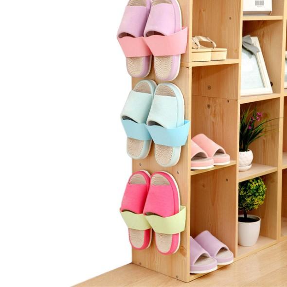Prateleiras de calçados verticais 016