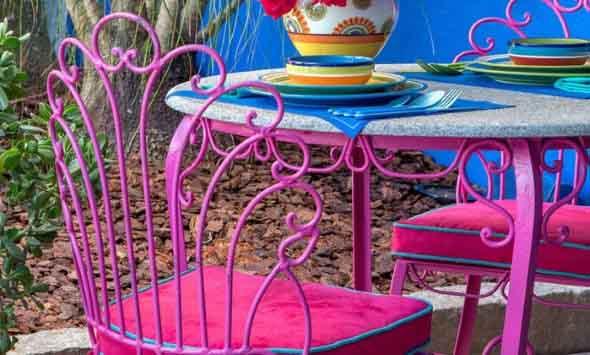 Cadeiras antigas na decoração 014
