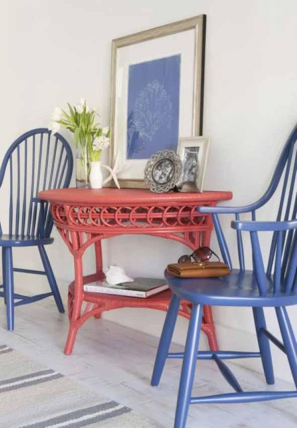 Cadeiras antigas na decoração 017
