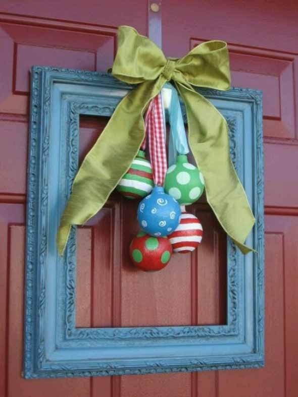 Enfeites de porta para p scoa - Ghirlande per porte natalizie ...