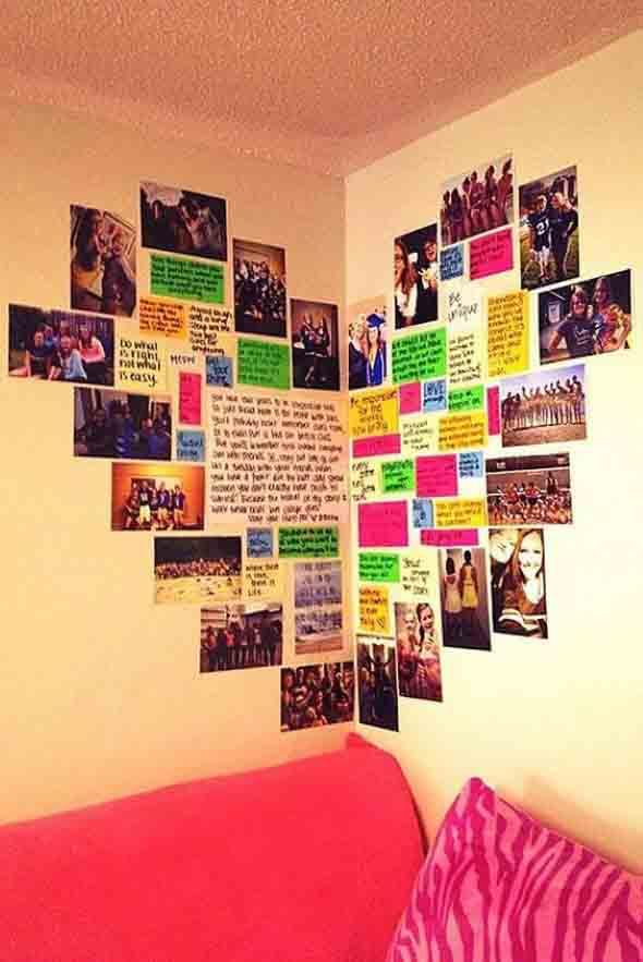 Usar fotografias para decorar paredes 002